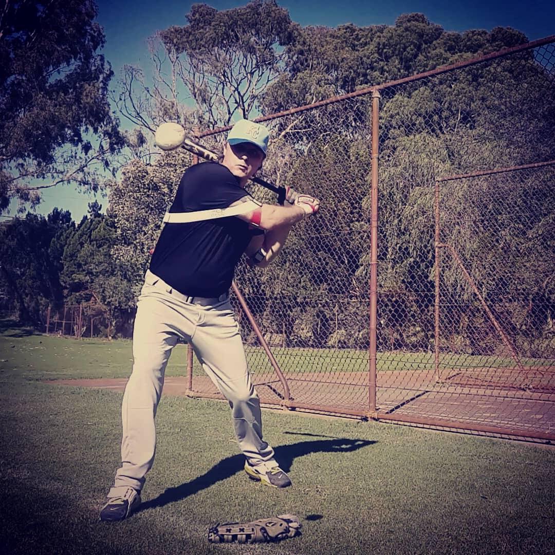 Power Hitting Baseball Workout