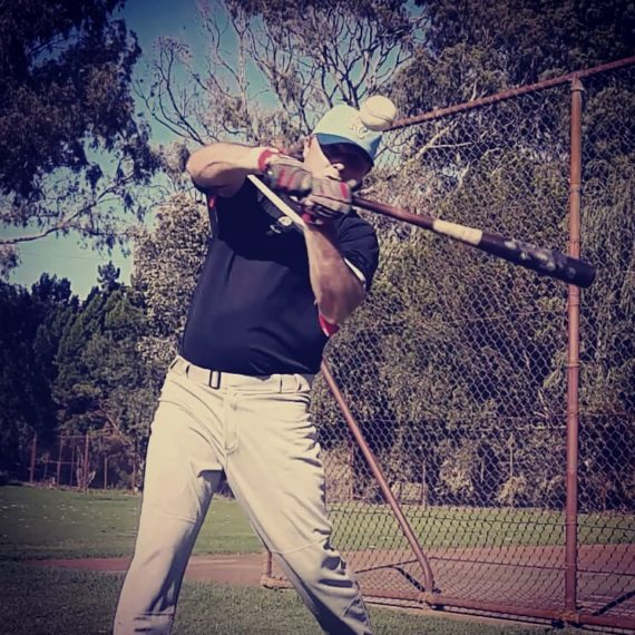 Power Hitting Baseball Workout
