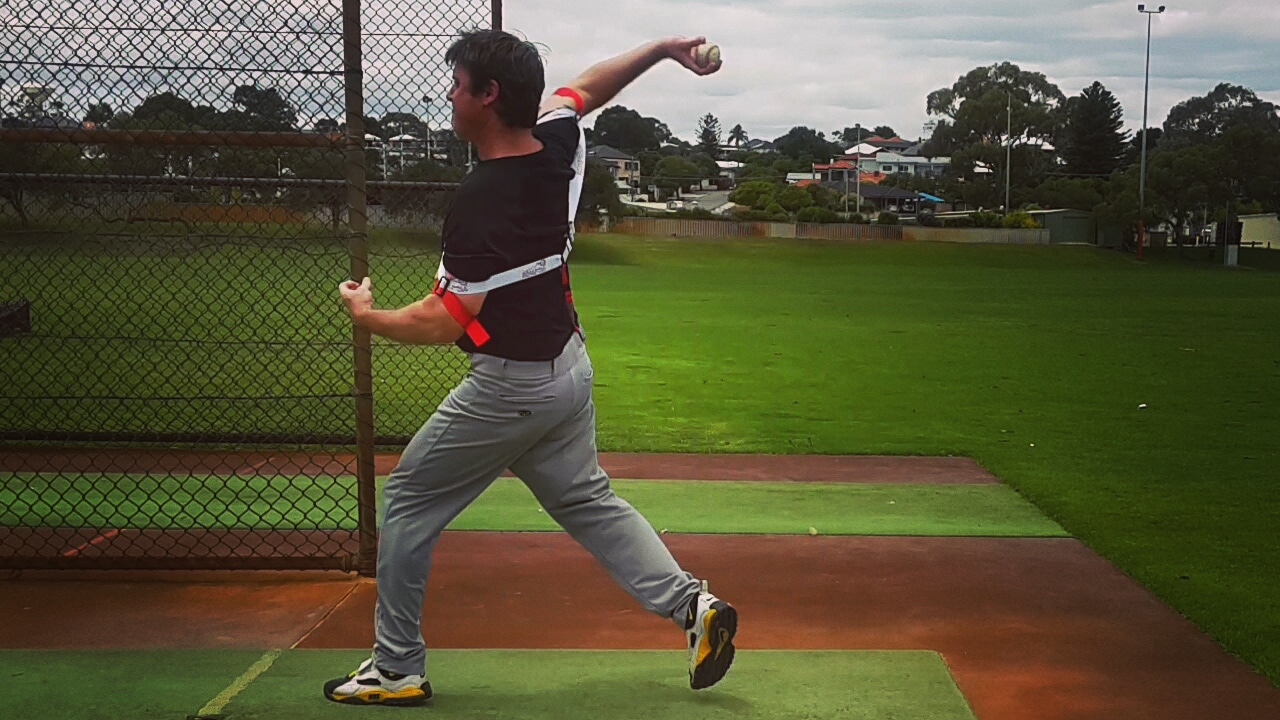 Pitcher Training